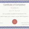 Instant HR Certification Solution