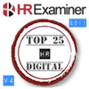 HRExaminer Top 25 HR Digital Influencers List v4