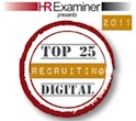 Top 25 Online Influencers in Recruiting v3.0