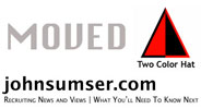JohnSumser.com Has Moved