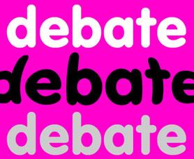 the top 25 debate on hrexaminer.com