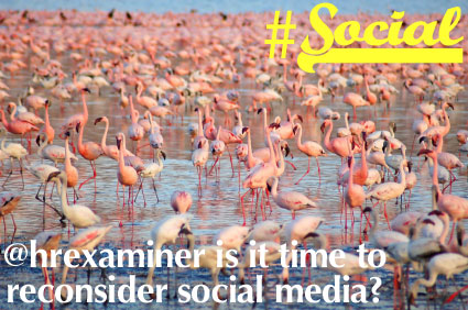 HRExaminer v1.18 for May 26, 2010 Is it time to reconsider social media?