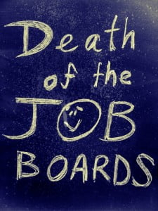 Death of the job boards