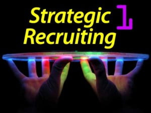 Strategic Recruiting Part I on HRExaminer