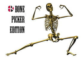 HR Carnival Bone Picker Edition