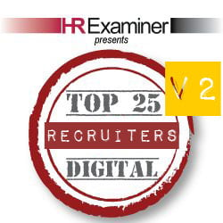 Top 25 Most Influential Online Recruiters (v2.0)
