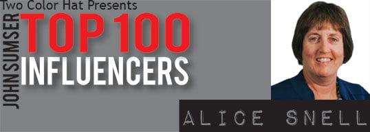 Top 100 Influencer Alice Snell v1.71