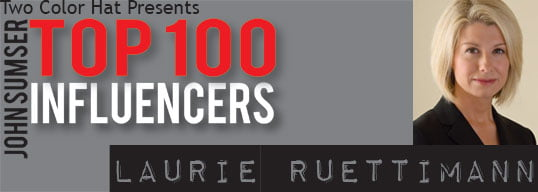 Top 100 Influencer Laurie Ruettimann v1.72
