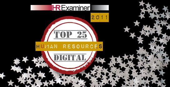 Top 25 HR Digital Influencers 2011