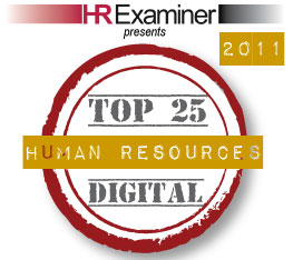 Top 25 HR Digital Influencers for 2011