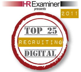 Top 25 Recruiting Influencers 2011