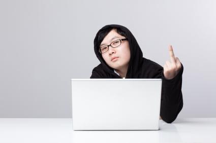 bad behavior online