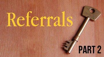 Referrals Part 2 on HRExaminer