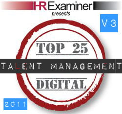 Top 25 Online Influencers in Talent Management v2 for 2011