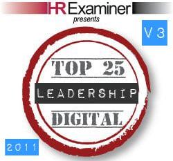 Top 25 Online Influencers in Leadership v3 2011