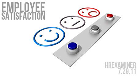 HRExaminer v2.30 July 29, 2011 Employee Satisfaction with Rusty Rueff