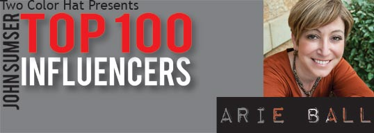 Top 100 Influencer Arie Ball on HRExaminer.com