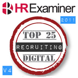 Top 25 Online Influencers in Recruiting v4
