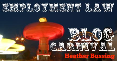 Employment Law Blog Carnival HRExaminer v2.37 September 23, 2011