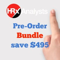 The HRxAnalysts Pre-order Report Bundle for $695