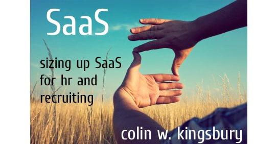 SaaS in HR & Recruiting - HRExaminer Weekly Edition v.244 November 11, 2011