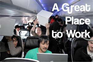 A great place to work - Virgin America