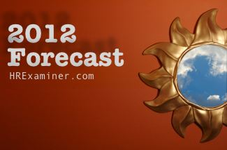 Looking ahead 2012 Forecast HR Recruiting Social Media Technology