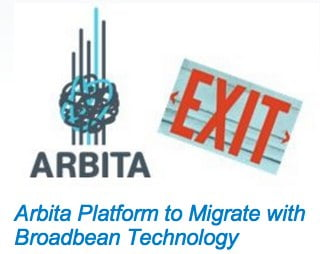 Broadbean takes over customer contracts for failed Arbita business