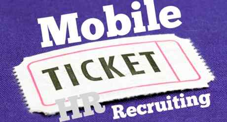 Why mobile recruiting matters for HR - HRExaminer weekly edition v3.06