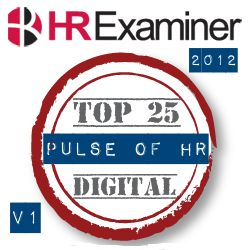 Top 25 Online Influencers: The Pulse of HR