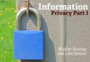 Information Privacy Baseline Part 1 HR Examiner