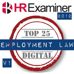 Top 25 Voice in Employment Law