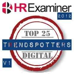HR Examiner Top 25 Trendspotters in HR