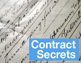 Contract Secrets by Heather Bussing HR Examiner