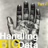 Photo of Handline Big Data Part 1 Article on HRExaminer September 25, 2013 by John Sumser