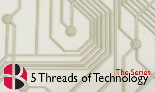 HRExaminer Weekly Edition v4.45 November 27, 2013 5 Threads of Technology the Series
