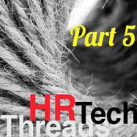 Five threads of HR Technology: Human Augmentation November 13, 2013 John Sumser