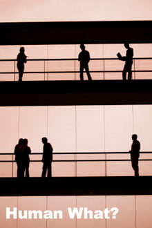 photo of people in workplace talking on different floors for article about human capital by john sumser on hr examiner february 13, 2014