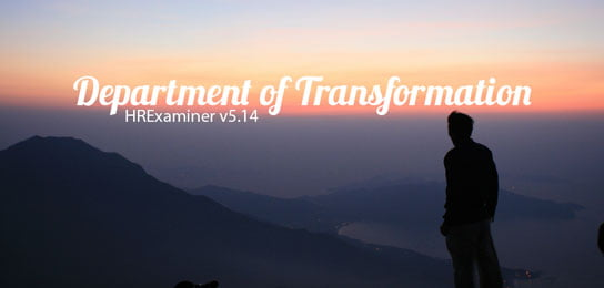 feature image for feature article on hrexaminer april 11, 2014 v5.14 The Transformation of HR is Underway