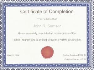 Instant HR Certification Solution | HR Examiner