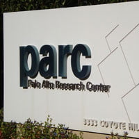 "image of xerox parc labs sign on hrexaminer.com Photo: ""xerox_parc"" by Hugo Pardo Kuklinski is licensed under CC BY 2.0"