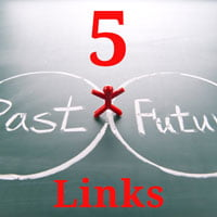 photo of past future 5 links article