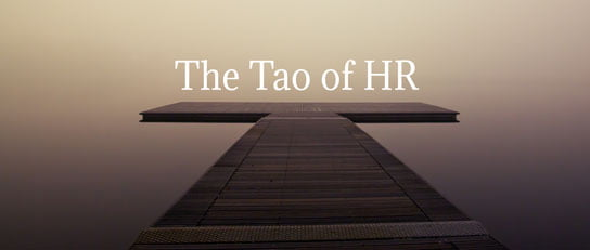 Photo of dock on quiet water in feature HR Examiner article The Tao of HR v5.37 November 7, 2014