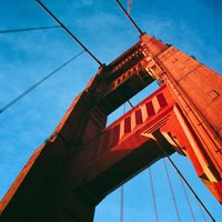 photo of Golden Gate Bridge in San Francisco where HRExaminer Events will host The Master Class in HCM at The Bently Reserve on December 12, 2014.