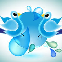 cropped illustration of twitter birds on HRExaminer.com April 20, 2015