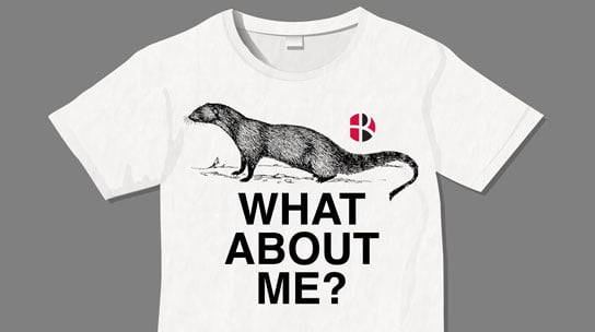 photo illustration of t-shirt with weasel, HRExaminer logo, and text reading What About Me? on HRExaminer.com Weekly edition v6.23 June 19, 2015