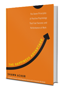 photo of book by Shawn Achor, The Happiness Advantage on HRExaminer.com article by John Sumser
