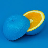 2019-12-27 HR Examiner article dr todd dewett the problem with corporate values photo img cc0 via unsplash davisco 5E5N49RWtbA fruit orange blue abstract surprise sq 200px.jpg