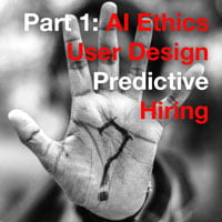 2020-01-15 HR Examiner article John Sumser AI and Predictive Hiring Technology User Interface Design Ethics Part 1 of 2 photo img cc0 via pexels Photo by Arnab Das 975483 sq 200px.jpg