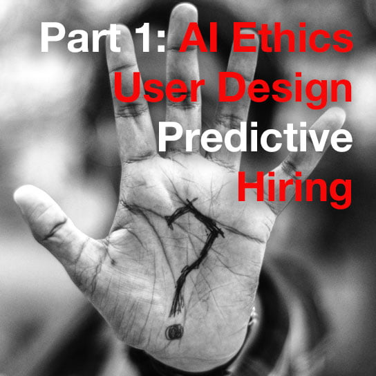 2020-01-15 HR Examiner article John Sumser AI and Predictive Hiring Technology User Interface Design Ethics Part 1 of 2 photo img cc0 via pexels Photo by Arnab Das 975483 sq 544px.jpg